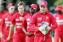 Zimbabwe Cricket suffer sinking financial feeling