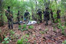 5 suspected Maoists arrested in CRPF-police joint operation