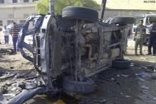 60 people killed as series of car bombs strike Iraqi capital