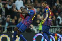 Eric Abidal says Dani Alves offered him part of liver