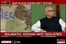 Modi, the disciple, has outshone Advani, the mentor