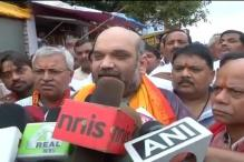 Prajapati case: CD allegedly shows BJP leaders shielding Amit Shah