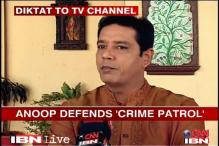 'Crime Patrol' is not trying to sensationalise rape issue on TV: Anup Soni