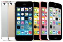 Apple unveils lower-priced iPhone 5c, new iPhone 5s, adds more colours