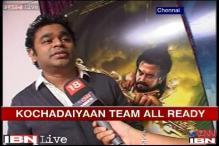 Watch: AR Rahman talks about music in 'Kochadaiyaan'