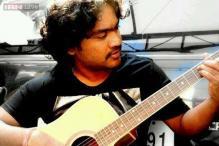 Smuggler: Arjun lends his voice for a song