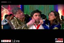 Watch: Rishi, Neetu Kapoor shake a leg with son Ranbir in 'Besharam'