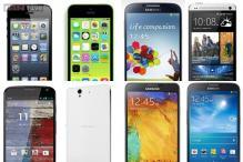 What to buy? iPhone 5s vs 5c vs Galaxy S4 vs HTC One vs Moto X vs Xperia Z vs Note 3 vs Galaxy Mega