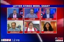 Has Vanzara's letter stung Narendra Modi and Amit Shah?