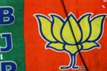 BJP stages sit-ins to protest arrest of its legislators