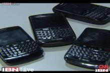 BlackBerry failed to sustain in the face of heavy competition