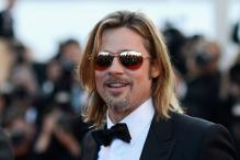 Brad Pitt gatecrashes a wedding, leaves the bride surprised