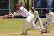 West Indies A hold edge at stumps on Day 2 against India A