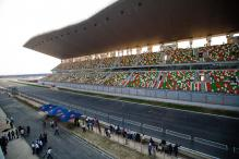 Indian GP scheduled for Oct 25-27 in Greater Noida