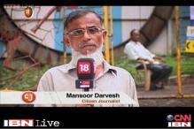 CJ Mansoor fights to reclaim a public park in Mumbai