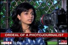 Photo journalist turns CJ, speaks about problems she faces as a woman photographer