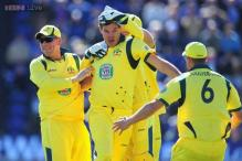 Clint McKay takes hat-trick against England in fourth ODI