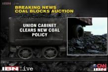Centre approves new coal policy, coal blocks can now be auctioned