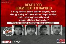 Delhi gangrape convicts get death, but it's not all over yet