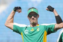 Dale Steyn bats for India-South Africa series