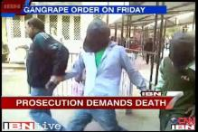 Delhi gangrape: Sentencing order on Friday, prosecution demands death