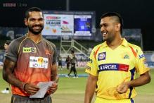 CLT20: Shikhar Dhawan, MS Dhoni fined for slow over-rate