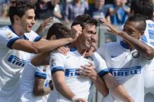 Milito scores a brace as Inter Milan rout Sassuolo 7-0