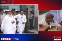 Made a mistake by allotting land to Asaram, says Digvijaya