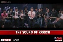 e Lounge: Hrithik gets groovy in Krrish 3's new song 'Raghupati Raghav'