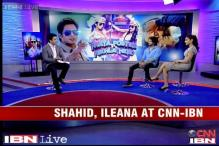 Watch: Shahid and Ileana talk about 'Phata Poster Nikhla Hero'