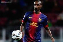 Eric Abidal angry at Barcelona, claims lack of pay