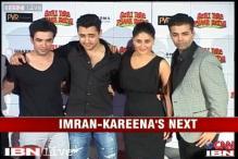 e Lounge: Imran, Kareena's next 'Gori Tere Pyaar Mein'