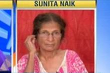 Former editor Sunita Naik back to living on Mumbai streets