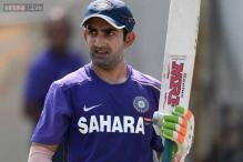 Gautam Gambhir rejoins Essex, scores patient 32