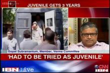 The law must be followed despite public outrage: Subramanium