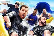 'Grown Ups 2' review: It feels like a bunch of tasteless jokes strung together