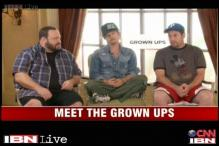 Watch: The cast of 'Grown Up 2'