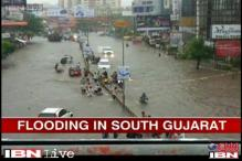 Gujarat: Continuous rains push Vishwamitri river above danger mark