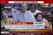 BJP backs Food Security Bill, but against some aspects, says Jaitely