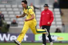 Mitchell Johnson has amazing rhythm, says Matthew Wade