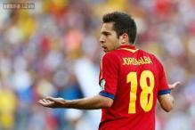 Fullback Jordi Alba giving Spain added goalscoring value