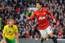 Kagawa frustrated by lack of playing time at Manchester United