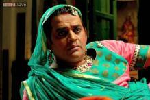 Ravi Kishan dons woman's avatar in 'Bullett Raja'