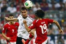 Klose equals Mueller's Germany scoring record