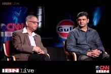 Leader Talk: In conversation with Narayan Murthy, Prakash Padukone