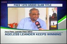 Leander still has two more years, says Vece Paes