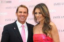 Elizabeth Hurley upset Shane Warne wouldn't set a wedding date?