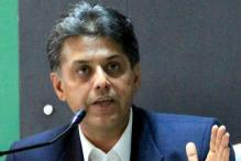 Manish Tiwari attacks Sushma Swaraj for stand on ordinance issue