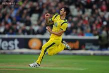 Mitchell Johnson gives England timely reminder
