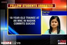 Nasik: 9 colleagues arrested on charges of harassment as a trainee ends life